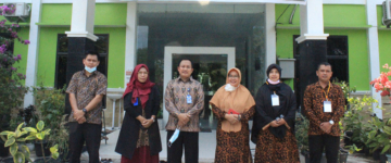 Kunjungan Direktorat KSKK Kemenag RI dalam Rangka SNPDB MAN IC Siak